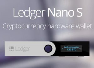 ledger nano hardware wallet cryptocurrency investment from the coin research store