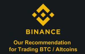 binance cryptocurrency bitcoin altcoin trading