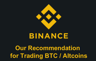 binance exchange cryptocurrency bitcoin altcoin trading for beginners